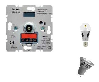 LED Lamp Dimmers