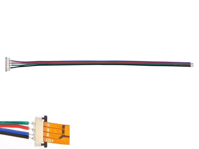 LEDware | RGB LED strip connector | 5050