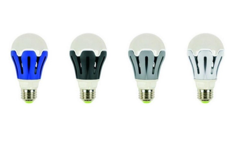 LED Lamp | Set 100 Stuks | 220 Volt | E27 | 8 Watt | VV 60 Watt | Warm Wit
