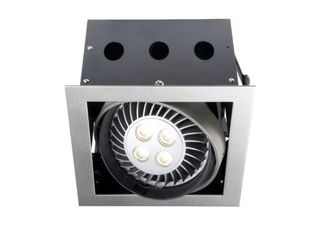 LED Downlight | 220 Volt | 10 Watt | Warm Wit | 175 x 175